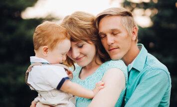 Kõige tähtsam pereliige — TÄHELEPANU