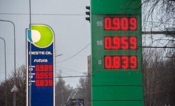 Eesti tanklad enne aktsiisitõusu.