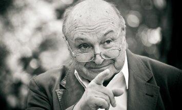 Узнай, кто выиграл билеты на концерт Михаила Жванецкого