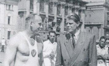 Johannes Kotkas ja Heino Lipp.