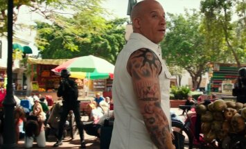 TREILER: Vin Diesel on Xander Cage märulis