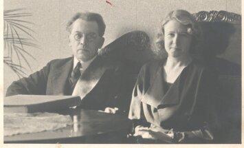 Elo ja Friedebert Tuglase abielu lugu: naine võttis enda peale kogu majapidamise