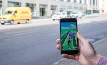 Pokemon Go Tallinnas