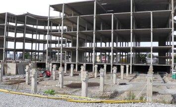 VIDEO: Uue kaubanduskeskuse katusele tuleb 120 meetrit merepinnast kõrguv vaateratas, kobarkino, restoranide ala rohkem kui 1000 inimesele