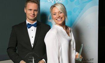 Kati Tolmoff ja Raul Must aasta parimate sportlaste autasustamisel