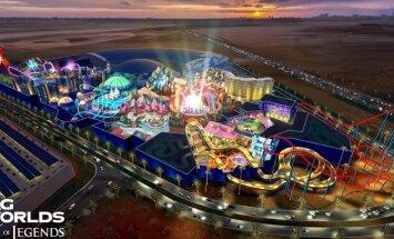 В Дубае построят еще один парк развлечений