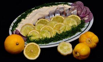 RETSEPTID: Erilised toidud sidrunikurgist