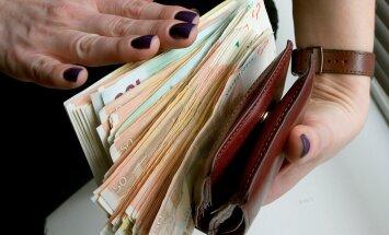 Kas 2000eurone palk vallavolikogu esimehele on palju või vähe?
