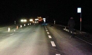 Tallinn-Tartu maantee õnnetus