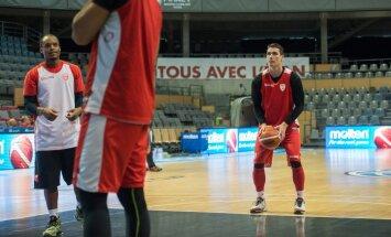 Kristjan Kangur FIBA Europe Cup Final Fouril