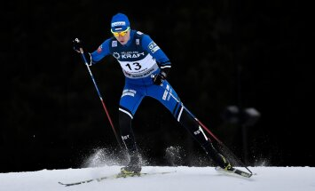 Kahevõistleja Kristjan Ilves on suvega pool minutit kiiremaks saanud.