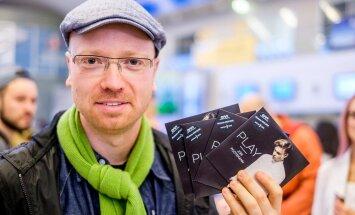 Eesti delegatsiooni juht Mart Normet