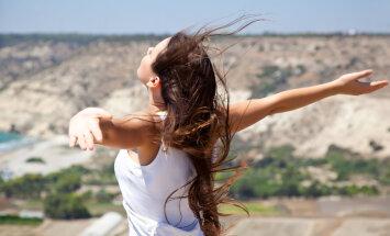 Elamine rõõmus: astu välja ohvri rollist ja koge elu imelisust