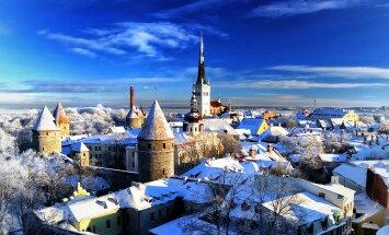 Эстония вошла в десятку самых популярных стран у российских туристов в 2017 году