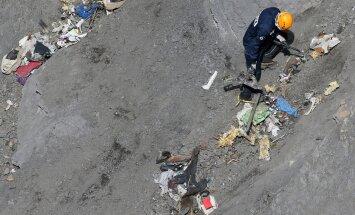 Germanwingsi katastroofipaigalt leiti video, kujutab viimaseid sekundeid vahetult enne kokkupõrget mäeküljega