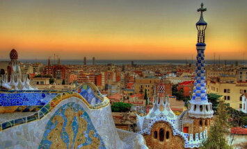 Барселона решила запретить автомобили в центре города