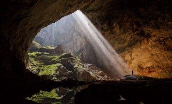 DROONIVIDEO: Suurejoonelised vaated maailma suurimast koopast - Hang Son Doong´ist