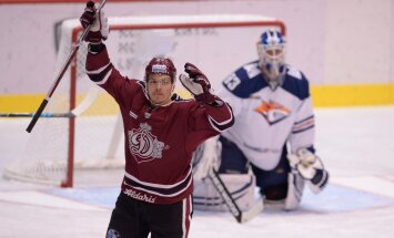 KHL Dinamo Riga vs Metallurg Mg.