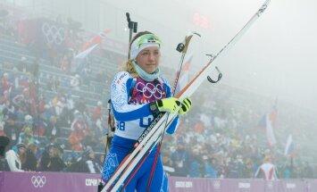 Johanna Talihärm tegi paari aasta eest Sotšis olümpiadebüüdi.