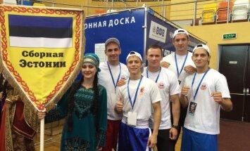 Zarva teekond jäi Mahhatškalas üürikeseks, Serikov poksib poolfinaalis