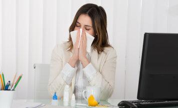 Pahane lugeja: appi, ma olen jälle haige ja mul on sellest kõrini!