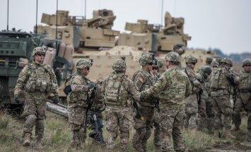 Vajadus USA-ga sellise lepingu sõlmimise järeleon olnud juba viimased kaks aastat, kui pärast Krimmi annekteerimist ja Ida-Ukraina agressiooni hakkasid Ameerika sõdurid siin regulaarselt viibima.