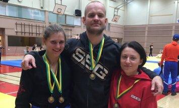 Eestlased maadlesid Soomes välja neli medalit