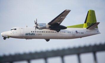 airBaltic откроет новый маршрут Таллинн - Стокгольм
