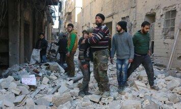 Aleppo põrgust põgenenud süürlane nimetab Putinit mõrvariks ja laste tapjaks