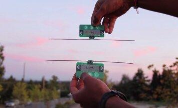 VIDEO: Elekter on õhus – kuidas raadiosaatjate signaalidest energia kätte saada