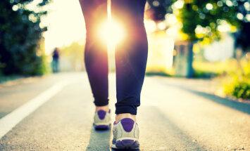 Kõnni end saledaks   Kaota jalutades kuni 1 kg nädalas