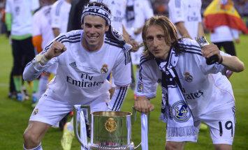 Gareth Bale ja Luka Modric