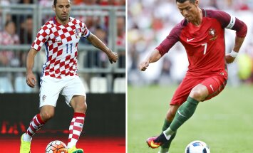 TÄNA: Hispaania seljatanud Horvaatia loodab võtta ka Portugali skalbi