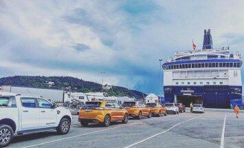 Automatkaja märkmed: eurooplase kiirkursus ehk Ford Edge 'iga Oslost Kölni