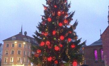 ФОТО читателя Delfi: Рига в ожидании Рождества