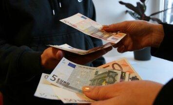GRAAFIK: Mis eristab korruptsiooni Eestis ja Venemaal?