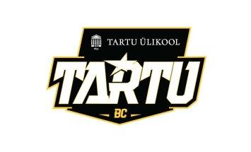 Tartu Ülikooli korvpallimeeskonna uus logo