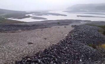 ВИДЕО: В Новой Зеландии появился уникальный феномен — река из камней