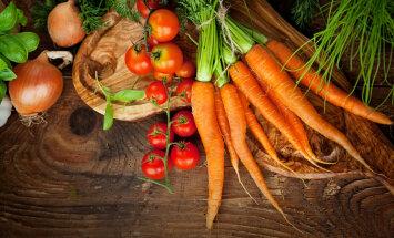 Neli nippi, kuidas hoida juurviljad kodus pikalt värsked