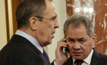 Venemaa võib asuda sõjategevust Süürias ühepoolselt laiendama