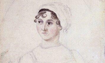 Sellisena nägi Jane Austenit tema õde Cassandra.