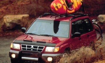 PROOVISÕIT: Uuenenud Subaru Forester – kõikidele küsimustele on vastus