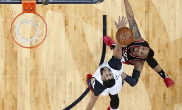 VIDEO: Hooaja halvimast kaotusest toibunud Portland võitis 24 tundi hiljem Spursi