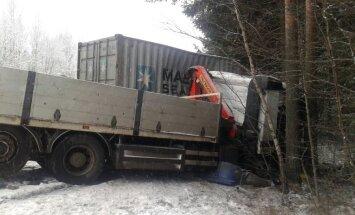Liiklusõnnetus Tallinna ringteel