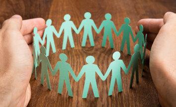 Kas korporatsioonide või inimeste maailm - valik on meie enda teha