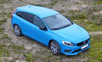 PROOVISÕIT: Volvo V60 Polestar: uus poiss palliplatsil