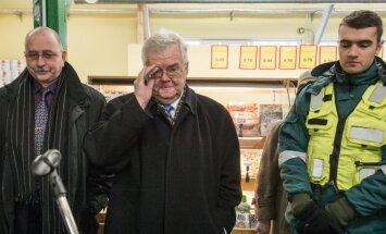 Savisaar: kui Klandorf mind linnavalitsuse majja ei lase, siis ma kaeban politseisse