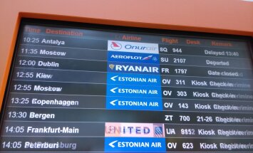 Suvepuhkus algab lennu hilinemisega: Türki lennata soovijad on Tallinna lennujaamas lõksus