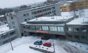 TRAGÖÖDIA  SÜNDMUSKOHT: Pelgulinna sünnitusmaja.
