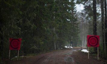FOTOD: Vaata, millised trööstitud olud valitsevad Rootsi talveralli teedel!